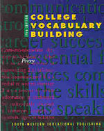 College Vocabulary Building